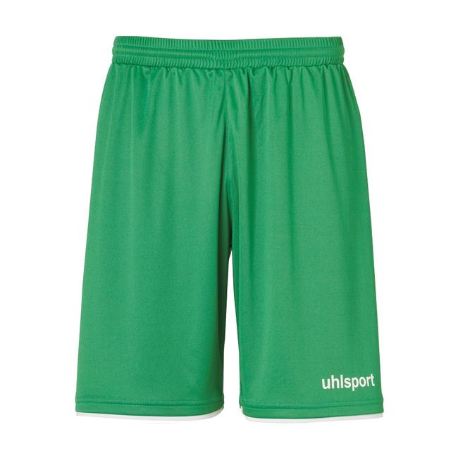 Short Uhlsport Club Vert Blanc 1003806