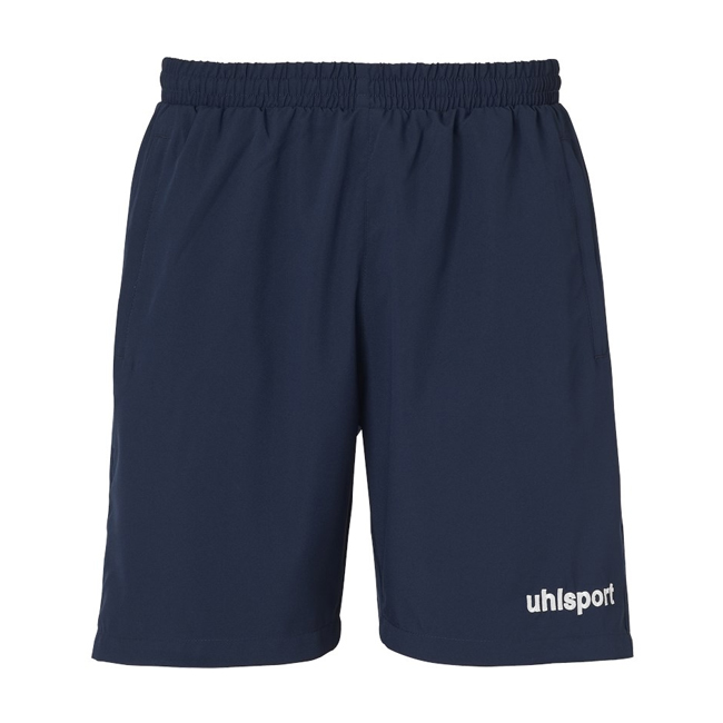 Short woven Uhlsport Essential Bleu marine Blanc 1005247