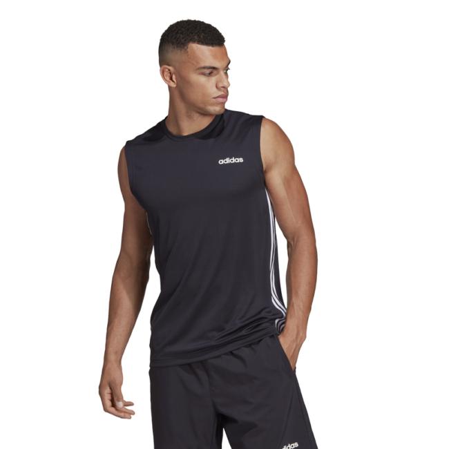 Tee-Shirt-ADIDAS-2-Move-sans-manches-noir-DT3047