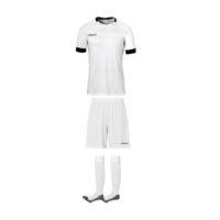 Tenue Uhlsport Division 2 0 Blanc Noir 1003805 1003342 1003302