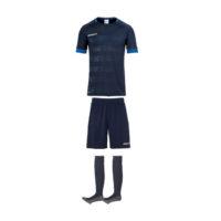 Tenue Uhlsport Division 2 0 Bleu marine Blanc 1003805 1003342 1003302