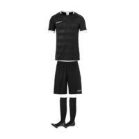 Tenue Uhlsport Division 2 0 Noir Blanc 1003805 1003342 1003302