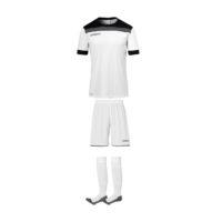 Tenue Uhlsport Offense 23 Blanc Noir 1003804 1003806 1003302