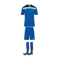 Tenue Uhlsport Offense 23 Bleu azur Blanc 1003804 1003806 1003302