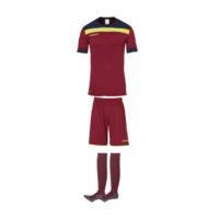 Tenue Uhlsport Offense 23 Bordeaux Marine 1003804 1003806 1003302