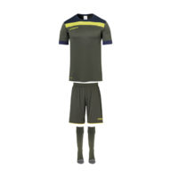 Tenue Uhlsport Offense 23 Dark olive Bleu marine 1003804 1003806 1003302