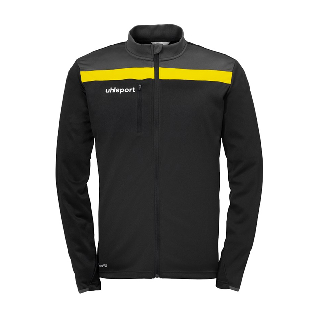 Veste Uhlsport Offense 23 Poly Noir Anthracite 1005198