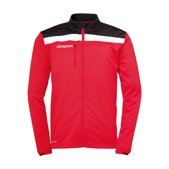 Veste Uhlsport Offense 23 Poly Rouge Noir 1005198