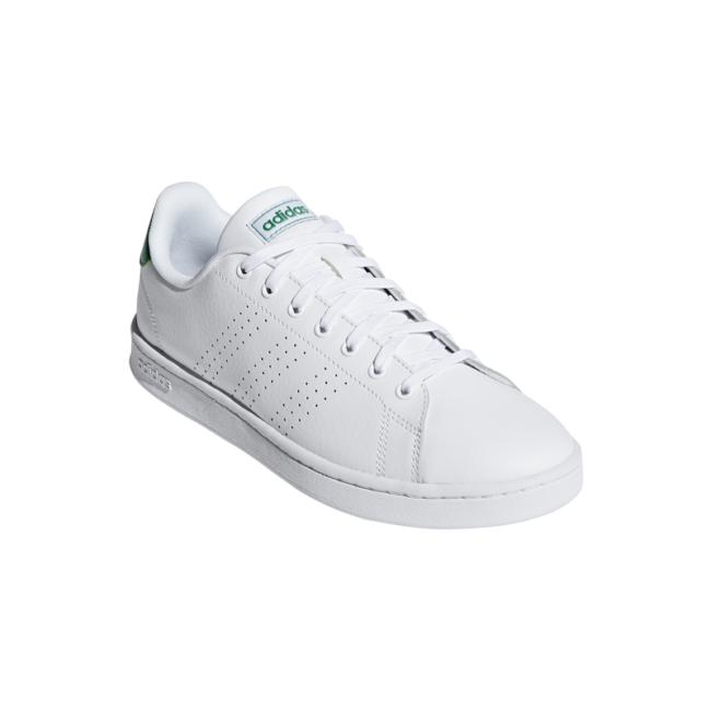 chaussure-adidas-advantage-blanche-F36424