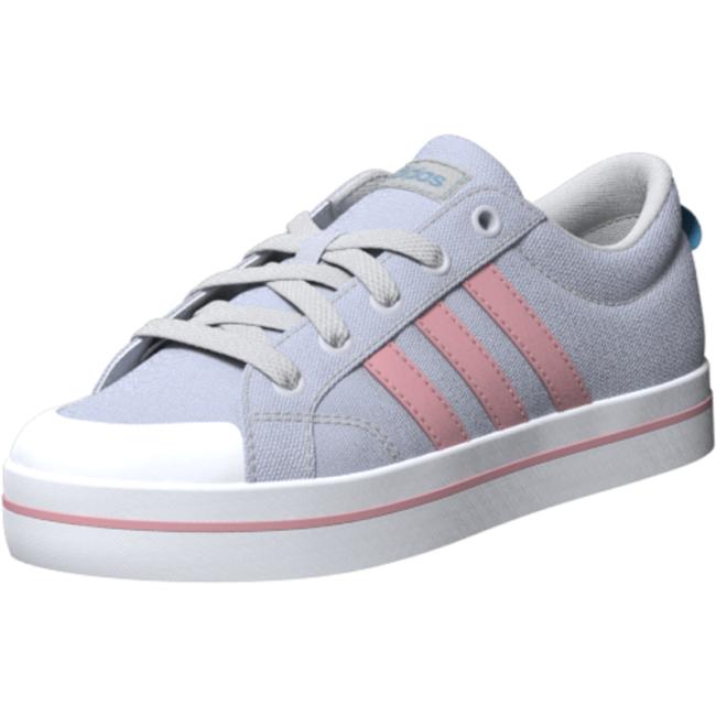 chaussure-adidas-bravada-femme-FV6533-gris-rose