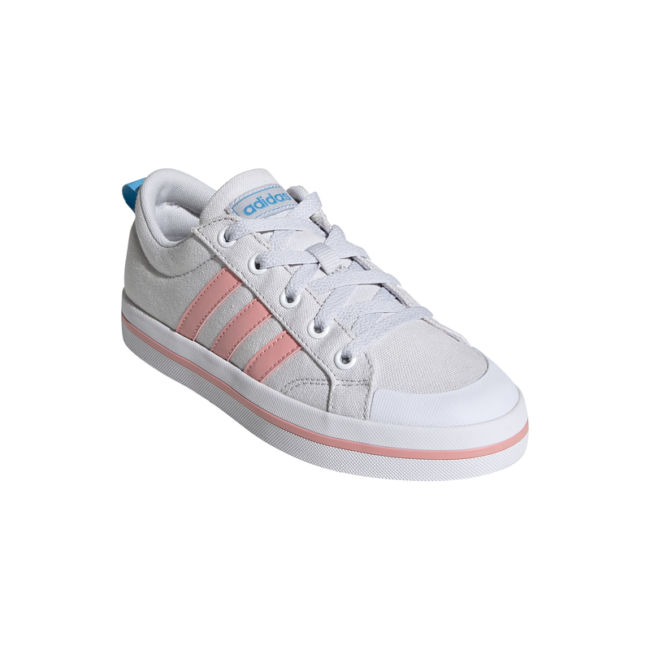 chaussure-adidas-bravada-femme-FV6533-gris-rose-lateral