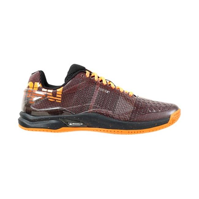 Chaussures Kempa Attack Pro Contender Noir Orange fluo 200850405