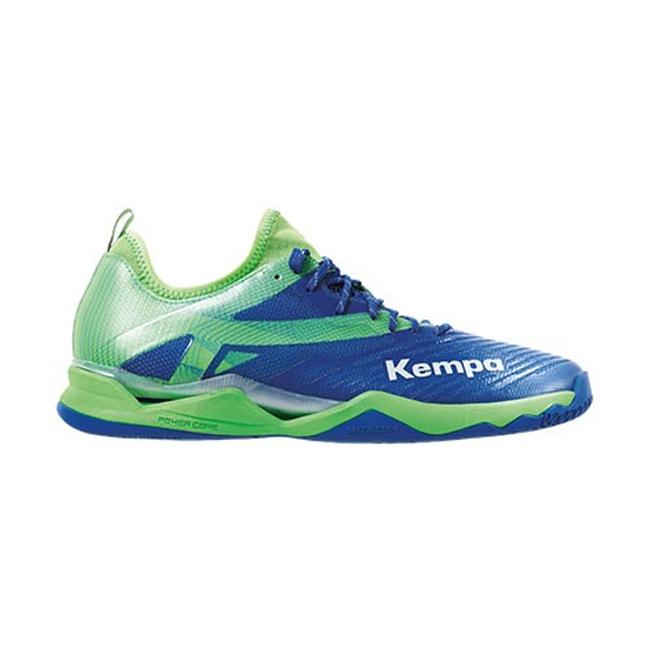 Chaussures Kempa Wing Lite 20 Azur Vert 200852001