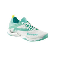 Chaussures Kempa Wing Lite 20 Femme Blanc Turquoise 200853003