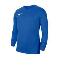 Maillot Nike Park VII Manches longues Bleu roi Blanc BV6706-463
