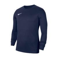 Maillot Nike Park VII Manches longues Marine Blanc BV6706-410