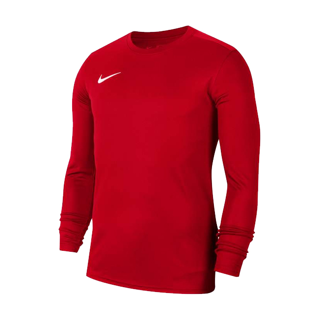 Maillot Nike Park VII Manches longues Rouge Blanc BV6706-657