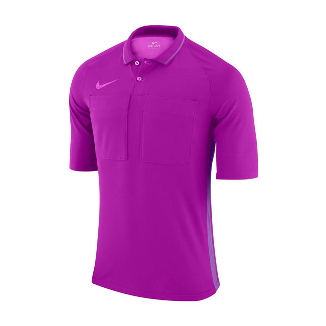 Maillot arbitre Nike MC Violet AA0735-551