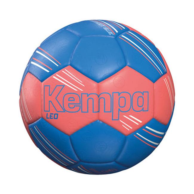 Ballon d'entrainement Kempa Leo Rouge fluo Bleu kempa 200189202