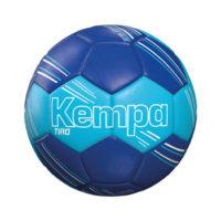 Ballon d'entrainement Kempa Tiro Bleu ciel Bleu roi 200189302