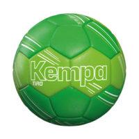 Ballon d'entrainement Kempa Tiro Vert Vert fluo 200189303