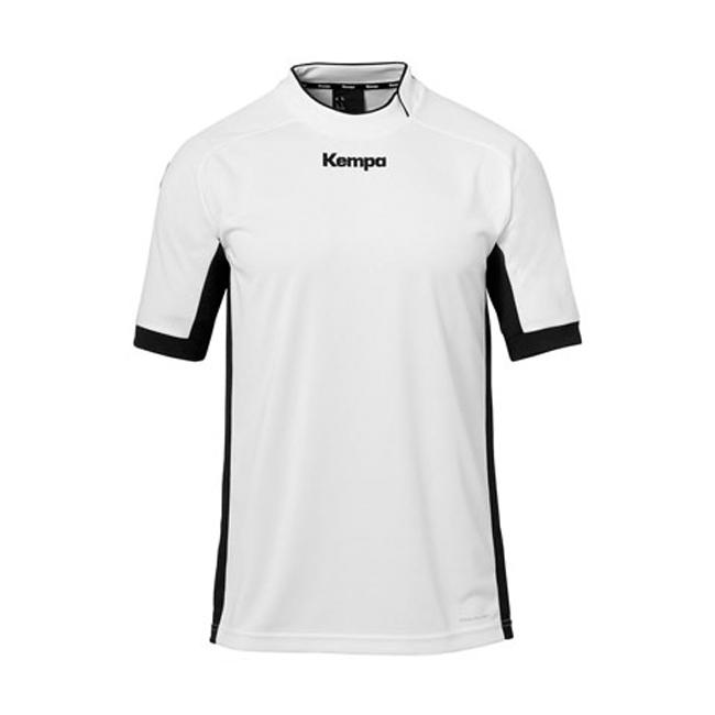 Maillot Kempa Prime Blanc Noir 200312105