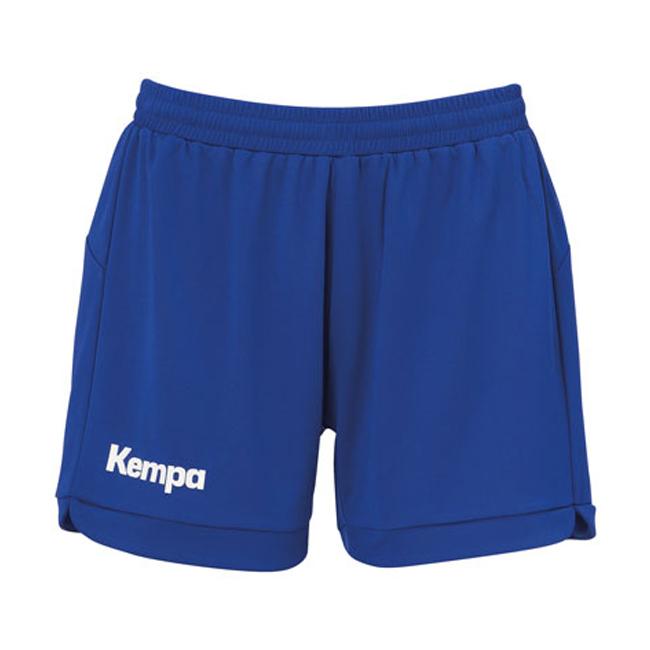 Short Kempa Prime Femme Bleu roi Blanc 200312405