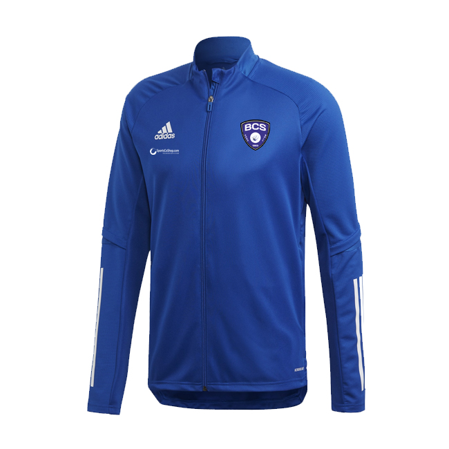 Veste entrainement bleu royal Bois Colombes Handball SportsCoShop FS7112