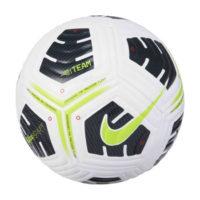 Ballon d'entraînement Nike Academy Pro Fifa Blanc Jaune fluo CU8038-100