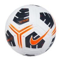 Ballon d'entraînement Nike Academy Pro Fifa Blanc Orange CU8038-101