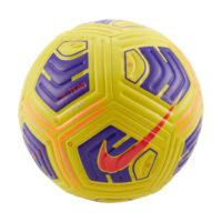 Ballon d'entraînement Nike Academy Team IMS Jaune Violet CU8047-720