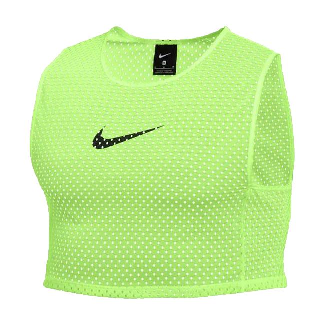 Chasuble d'entrainement Nike Training BIB Vert Noir CW3845-313