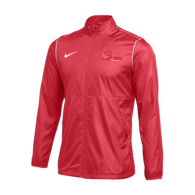 Coupe-vent Nike FF Issy Rouge Blanc BV6881 BV6904-657