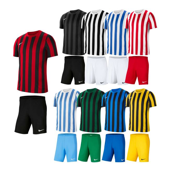 Ensemble Nike Striped Division IV Handball Volley CW3813 BV6855