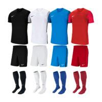 Ensemble Nike VaporKnit III Football Rouge Saumon CW3101-657 CW3847-657 SX5728-648