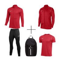 Kit Survet sac Coupe-vent Maillot Nike BV6885 BV6877 DC2647 BV6881 BV6883