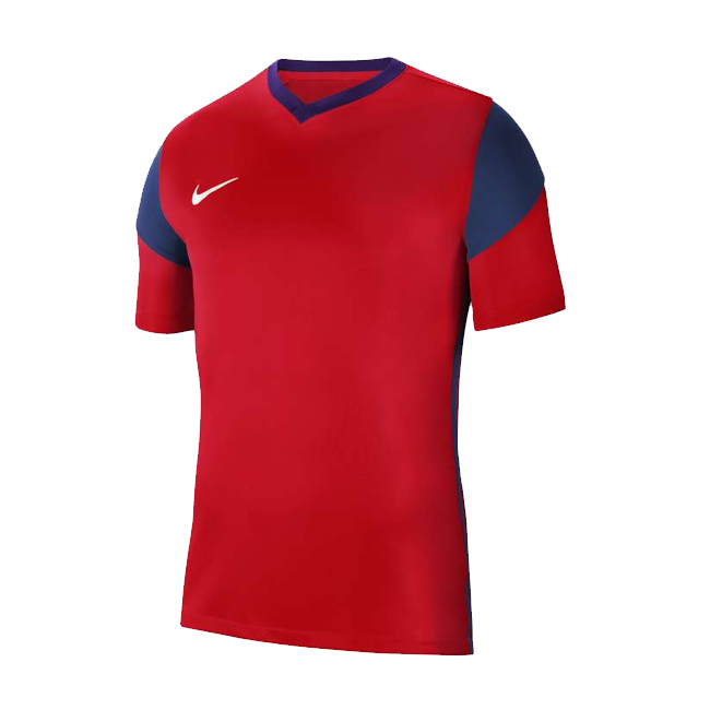 Maillot Nike Park Derby III Rouge Marine CW3826-658