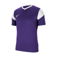 Maillot Nike Park Derby III Violet Blanc CW3826-547