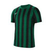 Maillot Nike Striped Division IV Vert Noir CW3813-302