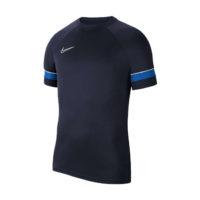 Maillot d'entrainement Nike Academy 21 Bleu marine Bleu roi CW6101-453