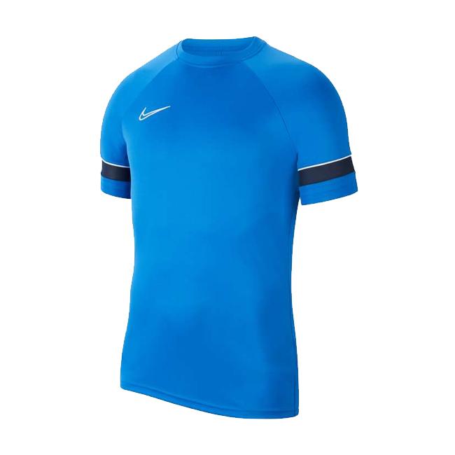 Maillot d'entrainement Nike Academy 21 Bleu roi Bleu marine CW6101-463