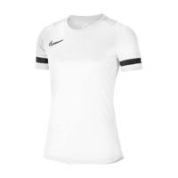 Maillot d'entrainement Nike Academy 21 Femme Blanc Noir CV2627-100