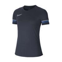 Maillot d'entrainement Nike Academy 21 Femme Bleu marine Bleu roi CV2627-453