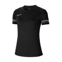 Maillot d'entrainement Nike Academy 21 Femme Noir Blanc CV2627-014