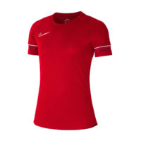 Maillot d'entrainement Nike Academy 21 Femme Rouge Blanc CV2627-657