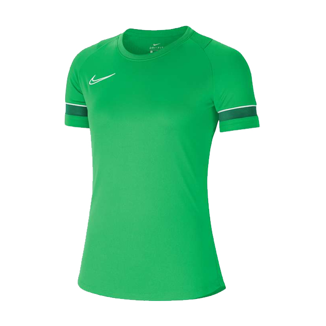 Maillot d'entrainement Nike Academy 21 Femme Vert Blanc CV2627-362