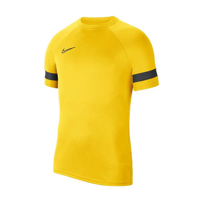 Maillot d'entrainement Nike Academy 21 Jaune Noir CW6101-719