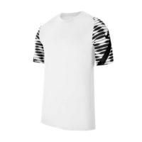 Maillot d'entrainement Nike Strike 21 Blanc Noir CW5843-100