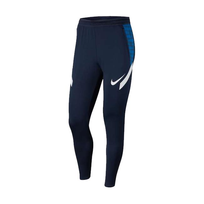 Pantalon d'entrainement Nike Strike 21 Bleu marine Blanc CW5862-451
