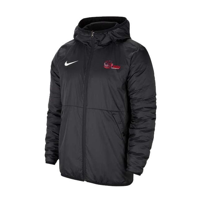 Parka Nike FF Issy Noir Blanc CW6157-010